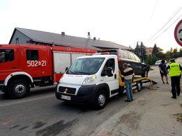 Autolaweta Pomoc drogowa Holowanie Laweta TANIO WOLBROM 24/h