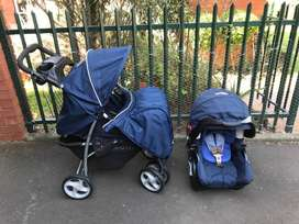 Graco Ultima Travel System with Base
