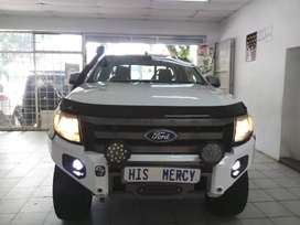 2014 FORD RANGER  3.2 EXTRA CAB AUTOMATIC