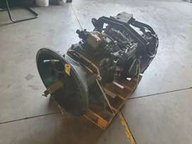 SCANIA GR801R GEARBOX WITH RETARDER
