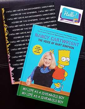 Books about The Simpsons Show