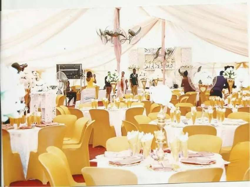Glorious rentals and event decoration 0