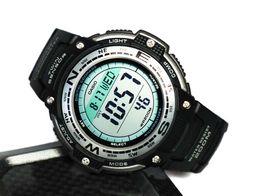 Часы Casio SGW 100-1V (компас, термометр, WR200M )