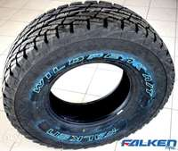 265/65R17 also 265/70R16 is also available.falken tyres from Thailand 0
