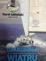 książka Karol Jabłoński Czarodziej Wiatru