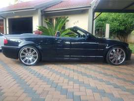 Bmw M3 E6 convertible for sale
