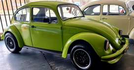 1974 Vw Beetle 1600 for sale. Everyday use. Exellent condition.