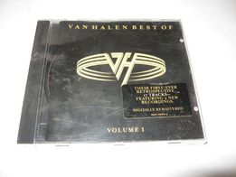 Van Hallen best of volume I