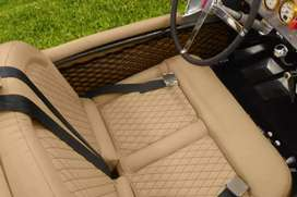 Car upholstery and interior