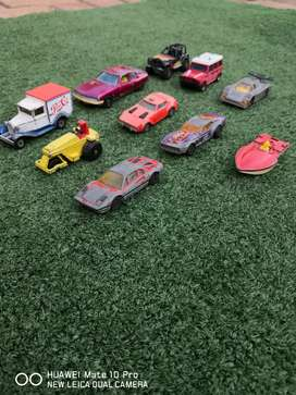 Matchbox Toys Collection Cars