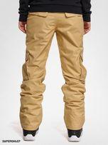 Spodnie snowboardowe O'NEILL, rozm.XL - beige lark NOWE!!!