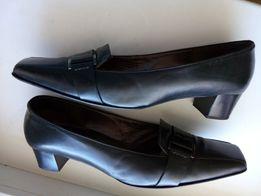 Туфли Gabor, кожаные, разм.41