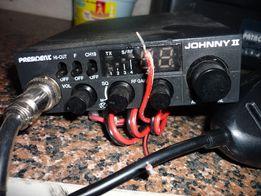 CB Radio President Johnny II
