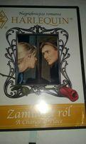 Harlequin Zamiana ról - film dvd