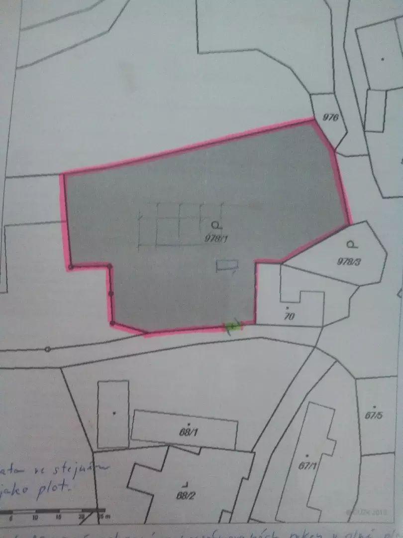 Pozemek-2277m2 na prodej 0