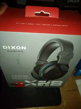 Gaming headsets with mic