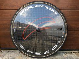 Fulcrum Speed 360t dysk pełne koło full carbon triathlon Disc bora