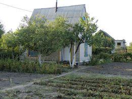 Продам ухоженную дачу за ГЭСом. Много деревьев, дом, мебель. Вода,свет