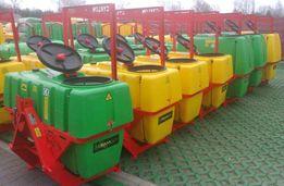 Opryskiwacz 400 litrów CYKLON lanca 12m opryskiwacze Nowe producent