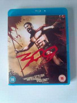 "Blu-ray DVD Movie ""300"". As well as other Movies and Music Blu-ray DVD"
