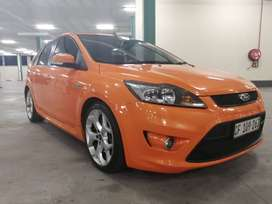 Ford Focus ST 2.5 Turbo Charged - 2008 Face Lift