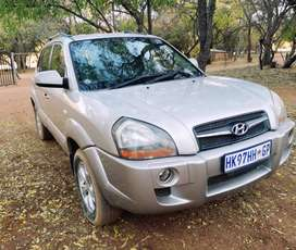 Hyundai Tucson for sale or to swop
