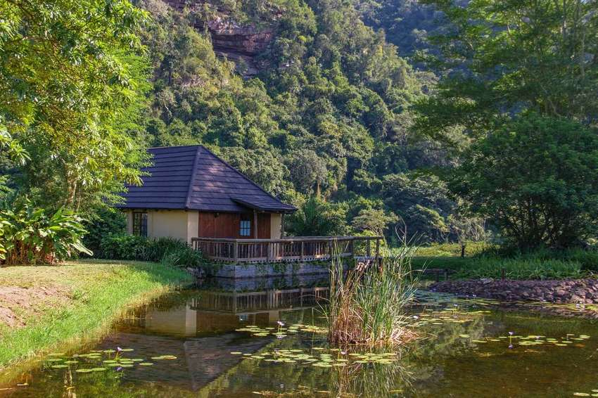 Wellvale Resort Family Lodge for 4 0