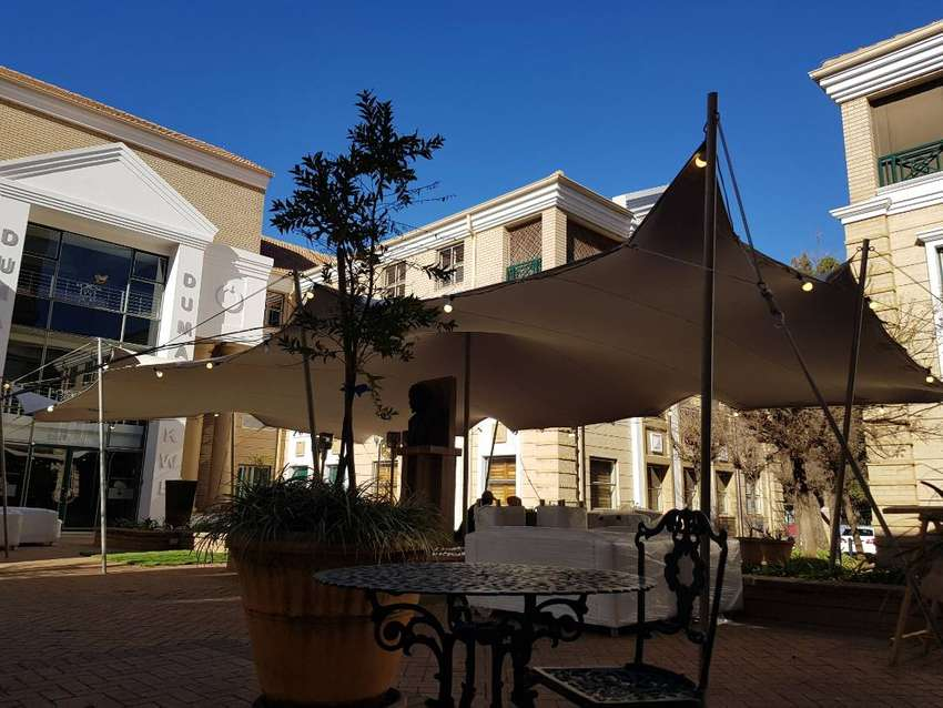 7x12m(84sqm) Stretch Tent for Hire R6808 0