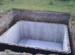 szambo betonowe z atestem 12m3 zbiornik betonowy