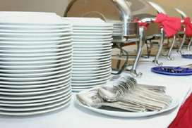 Cutlery and Crockery for Hire !!!