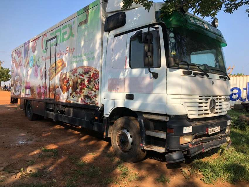 BENZ ACTROS FOR SALE 0