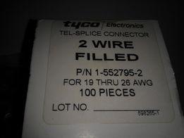 TEL-SPLISE connektor UY2 Соединитель скотчлок 0.4-0.9 мм