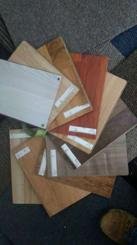 Laminate floors supply and fit