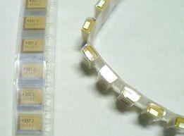 Конденсаторы SMD танталовые размер D 330uF 10V
