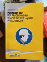 Poradnik BHP, Marek Gałusza