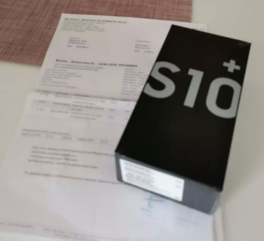 Samsung s10+ 0
