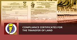 electrical compliance certificate (COC)