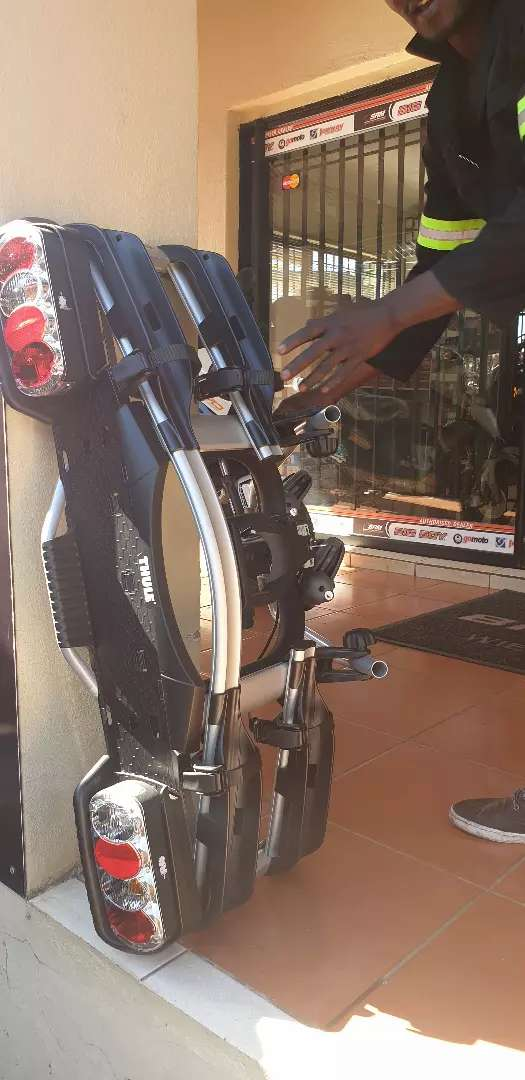Thule Euroway G2 Two Bike Carrier (almost new) 0