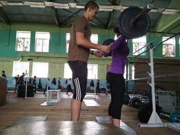 Персональный тренер, функциональный тренинг, лёгкая атлетика, ОФП