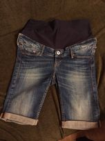 Spodenki jeans H&M mama