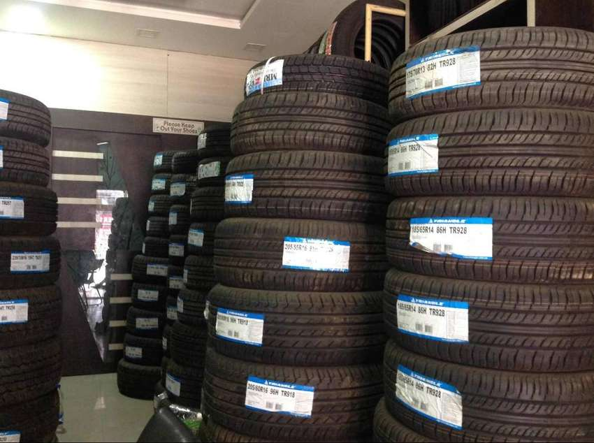Car tyres of all sizes and quality brand 0