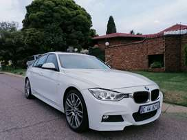 2014 Bmw 320i M sport Package,  R220000