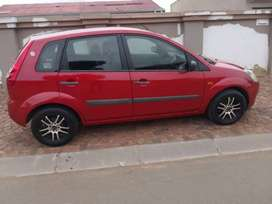 2007 Ford Fiesta 1.4 Duratec for sale