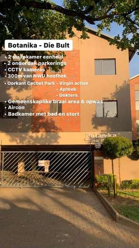 Potchefstroom - Die BULT *STUDENTE VERBLYF* NWU STUDENT FLAT TO RENT.