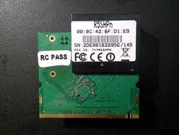 Mikrotik R5SHPn Mini-PCI WiFi 5GHz карта повышеной мощности 800мВт