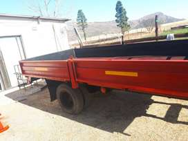 5Ton tractor trailer for sale