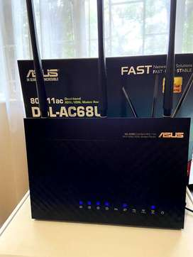 Asus DSL-AC68U Wireless Router DSL Modem