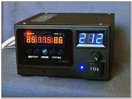 Регулятор мощности для ректификации с терморегулятором, 3,5 kW.