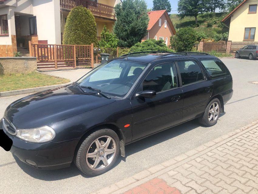 Ford Mondeo - 1,8 TCI 66kw 0