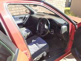 1999 nissan sentra 160si in a good condition